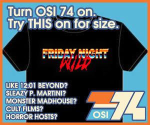 OSI 74 | Obscure Movies, Cheesy Shows, Cheap FX, Bad Acting