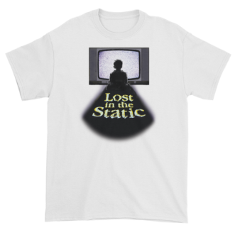 Lost in the Static TV Light Short Sleeve T-Shirt