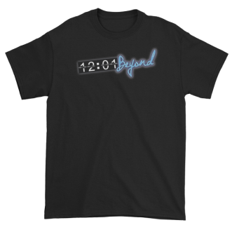 12:01 Beyond Short Sleeve T-Shirt